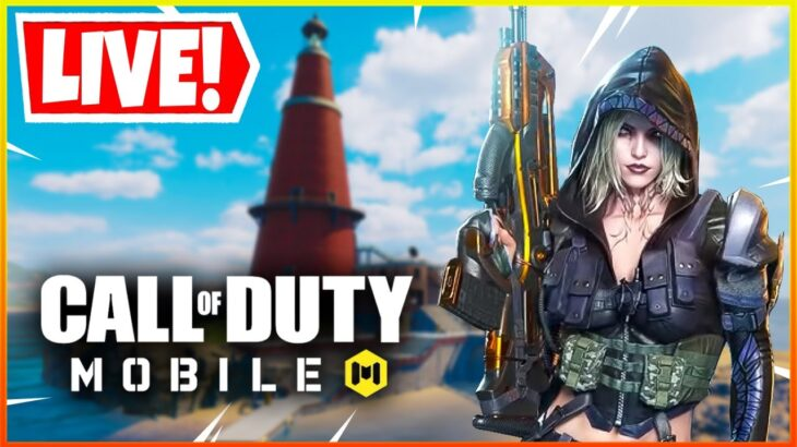 🔴LIVE- BACK FOR NEW UPDATE!   CALL OF DUTY MOBILE